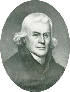 Bishop Francis Asbury