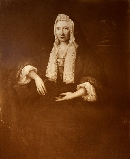 Selina Countess of Huntingdon