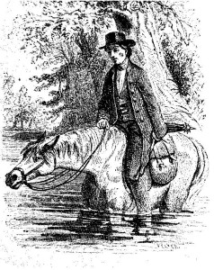 Robert Williams encountered many of the common challenges to a Methodist Circuit Rider in the American Colonies
