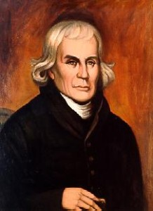 Bishop Francis Asbury August 20, 1745 - March 31, 1816