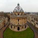 Oxford University Francis Asbury  Circuits in England