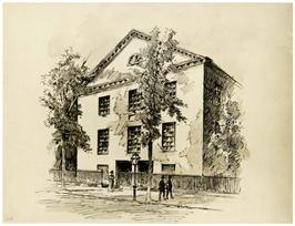 St. Georges  Methodist Church Philadelphia