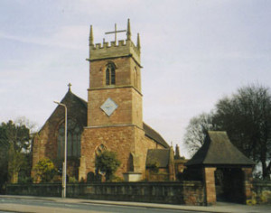 All Saints Church West Bromwich
