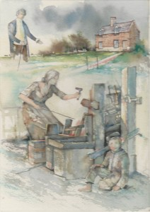Asbury Artist John Hurst Marshland Arts