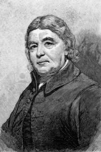 Methodist Preacher Alexander Mather