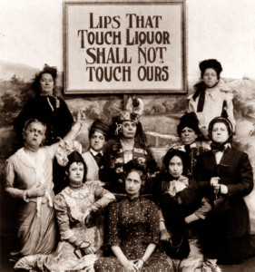 American Temperance Movement Women