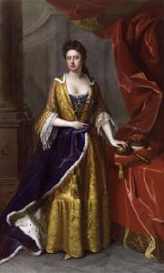 Queen Anne 1705