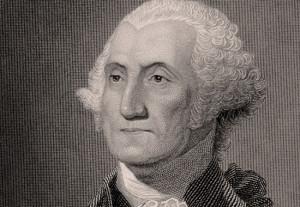 George Washington 1783