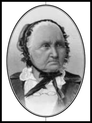 First Methodist Woman Preacher Sarah Crosby late in life