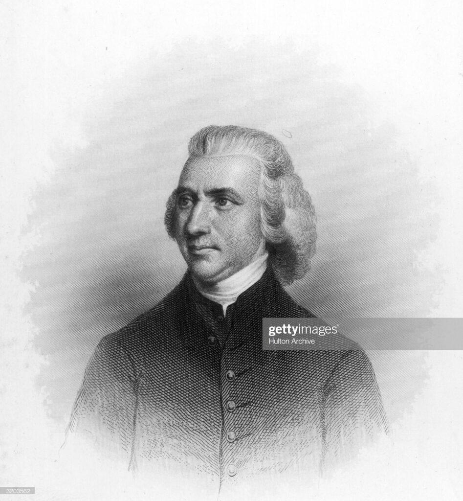 Thomas Rankin John Wesley's Martinet